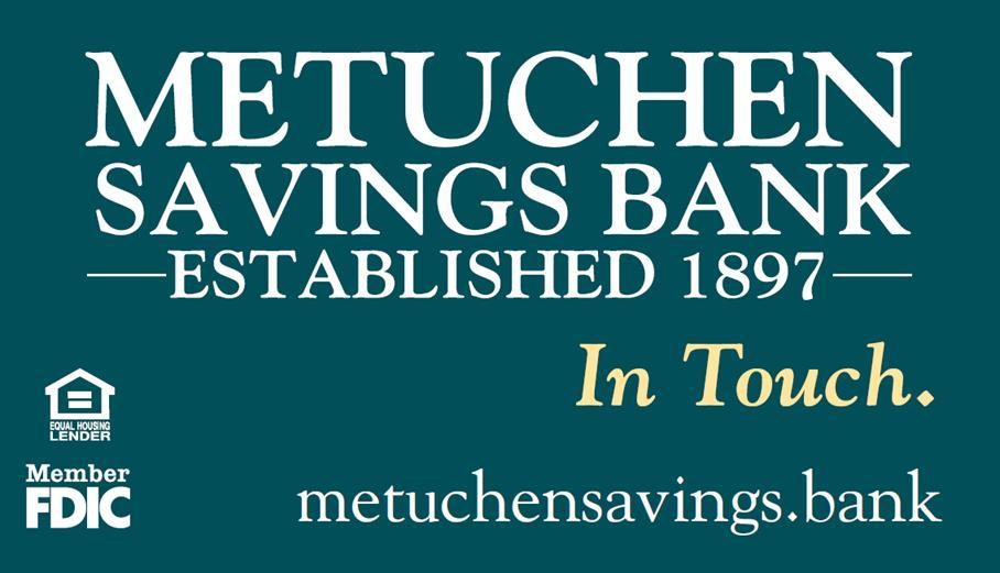 metuchen savings bank